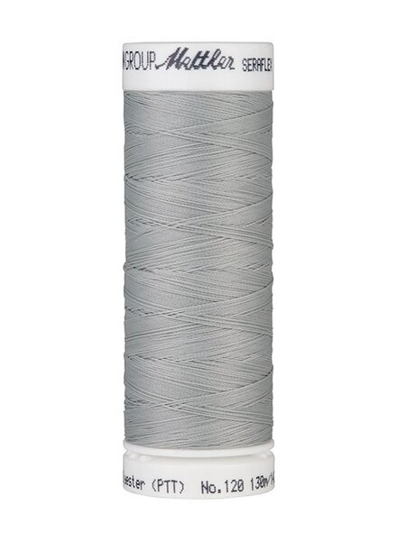 Mettler Seraflex - elastisch garen - grijs 1140
