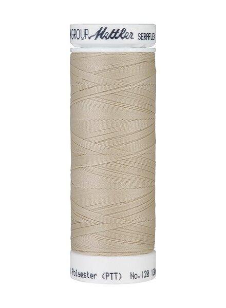 Mettler Seraflex - elastisch garen - beige 0537