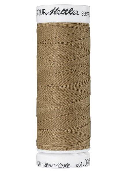Mettler Seraflex - elastisch garen - zand 0285