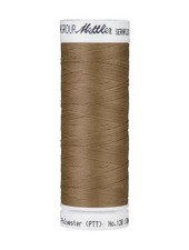 Mettler Seraflex - elastic thread  - taupe 0387
