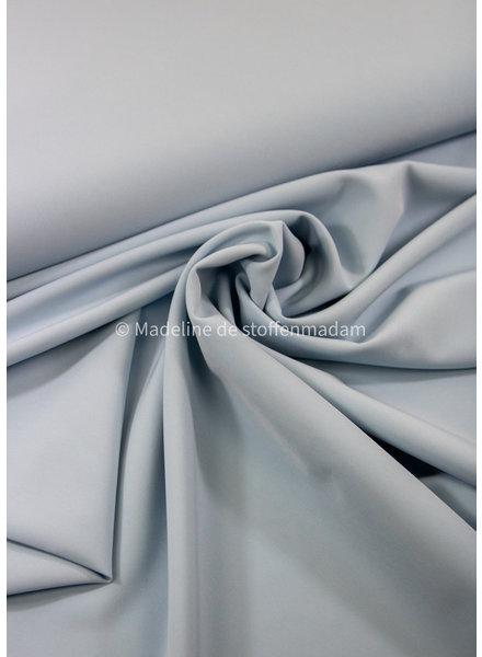 M pastel blauw - 4-way stretch - mooie kwaliteit voor broeken