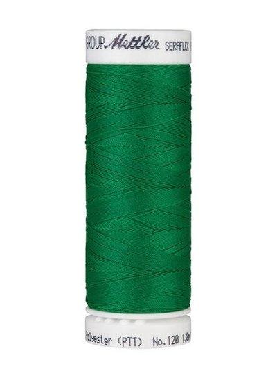 Mettler Seraflex - elastic thread - dark green 0247