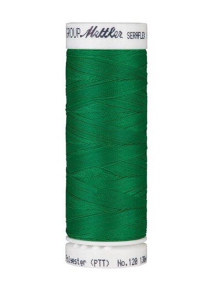 Mettler Seraflex - elastisch garen - donkergroen 0247