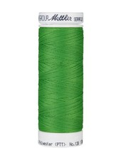 Mettler Seraflex - elastic thread - green 1099