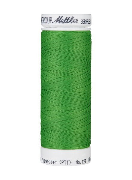 Mettler Seraflex - elastisch garen - groen 1099