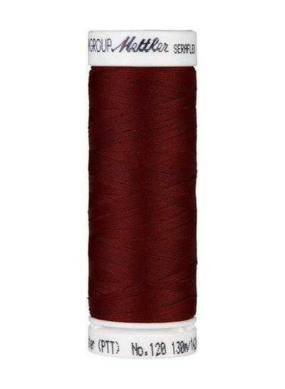 Mettler Seraflex - elastic thread - bordeaux 0128