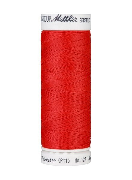 Mettler Seraflex - elastic thread - raspberry 0104