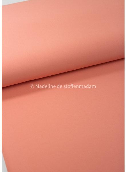 M peach - 4-way stretch - mooie kwaliteit voor broeken