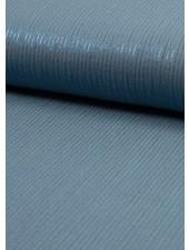 M dusty blue lurex - effen tetra