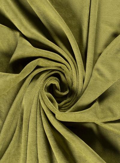 M olive green - nicky velours