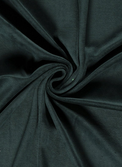 M dark green - nicky velours