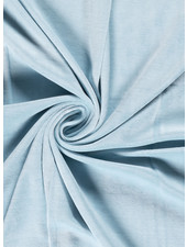 M lichtblauw - nicky velours
