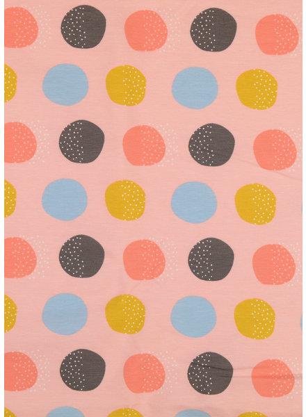 M pink dots - jersey
