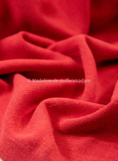 M rood - viscose linnen blend