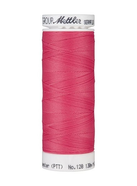 Mettler Seraflex - elastic thread - fuchsia 1429