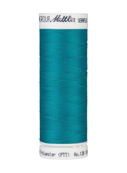 Mettler Seraflex - elastisch garen - turquoise 0232