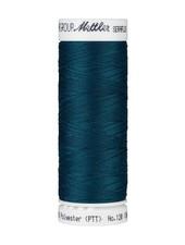 Mettler Seraflex - elastic thread - petrol 0485