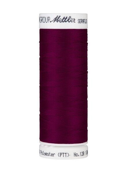 Mettler Seraflex - elastic thread - purple 1067