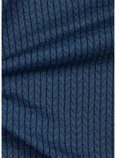 M visgraat - gerecycleerde tricot