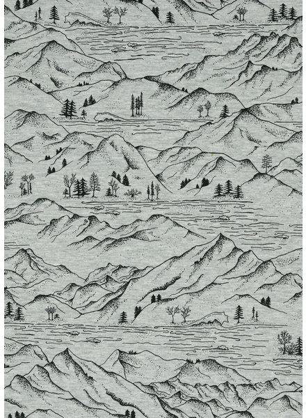 M bergen - tricot