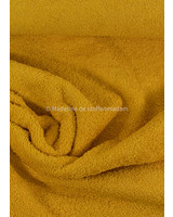ochre - towel fabric
