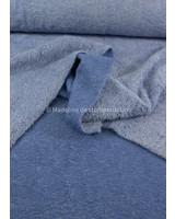blue - chambray towel fabric