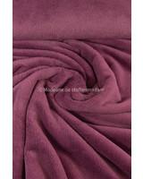 purple  - bamboo towel fabric