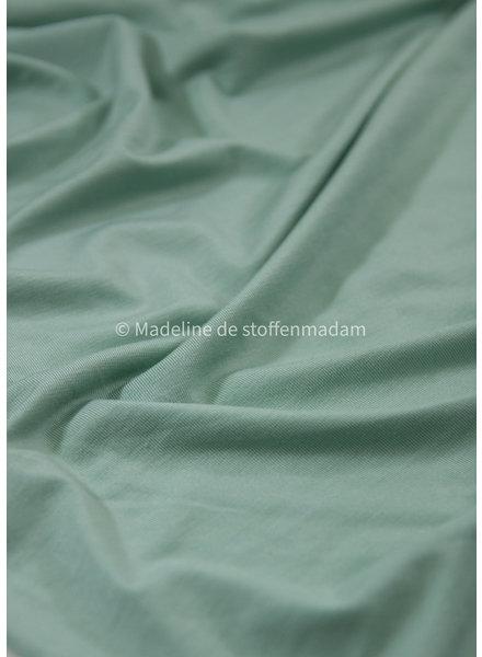 M soft mint - bamboo jersey