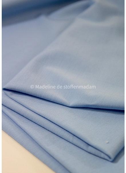 M pastel blauw - travel punta