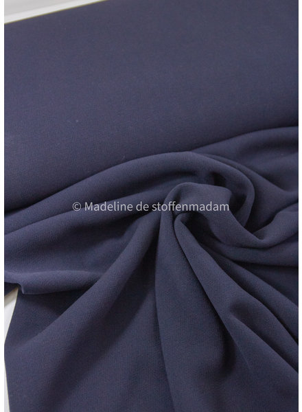 A La Ville navy blue - Natan pants and skirts quality - stretchable
