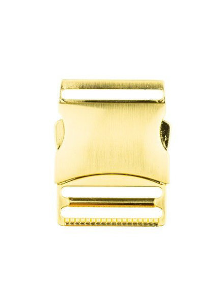 M click buckle gold - 40 MM