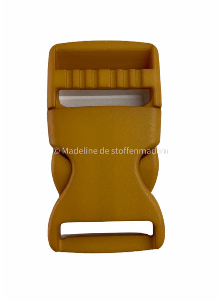 M click buckle ocre - 40 MM