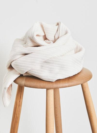 Mind The Maker creamy - organic selanik knit