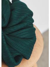 Mind The Maker bottle green - organic selanik knit - 180 width!