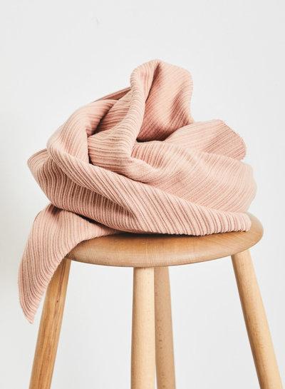 Mind The Maker rose - organic selanik knit