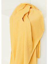 Mind The Maker blonde yellow -  organic gem pointelle - 180cm breed!