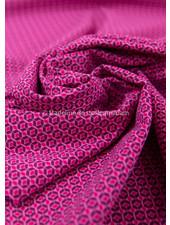 M retro look pink - Italian lycra