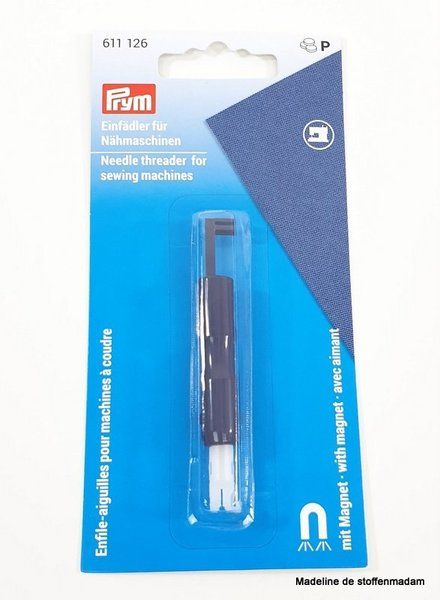 Prym draaddoorsteker voor naaimachines -met magneet