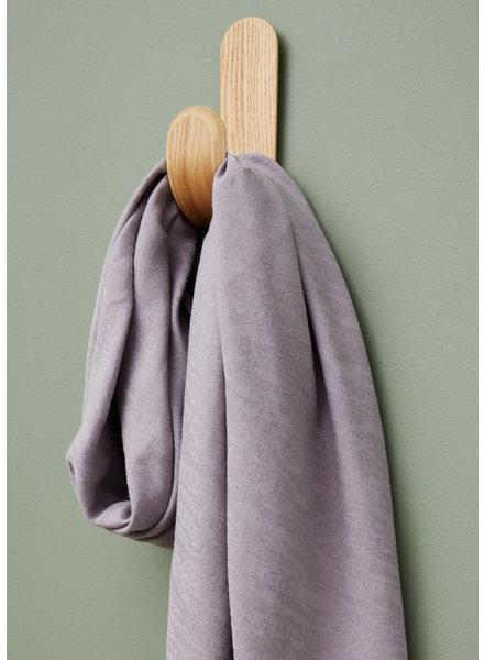 Meet Milk purple haze- hoya jacquard linen blend