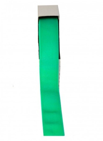 fresh green shiny - waist elastic 40 mm