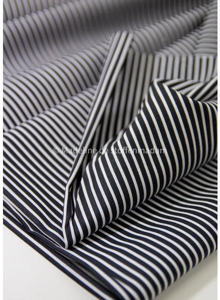 M black striped - cotton