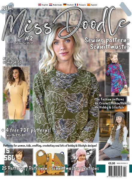 Miss Doodle #2 - herfst/winter 2020
