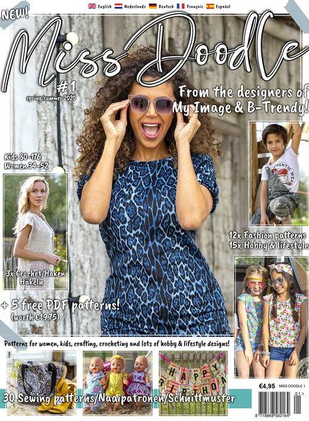Miss Doodle #1- lente/zomer 2020