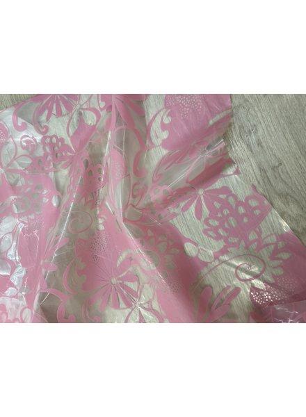 raincoat pink
