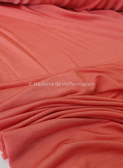 M coral jersey - lining
