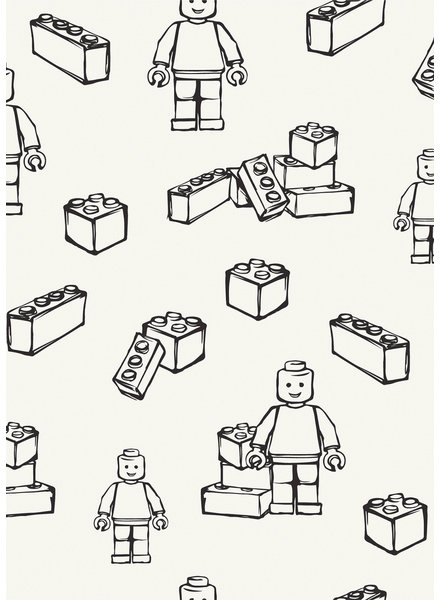 M Lego - tricot