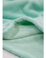 M mint bamboo towel fabric - royal look