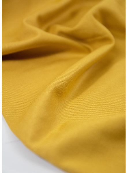 Fibremood musterd -organic woven bamboo  - supple fabric - non wrinkle - Onah
