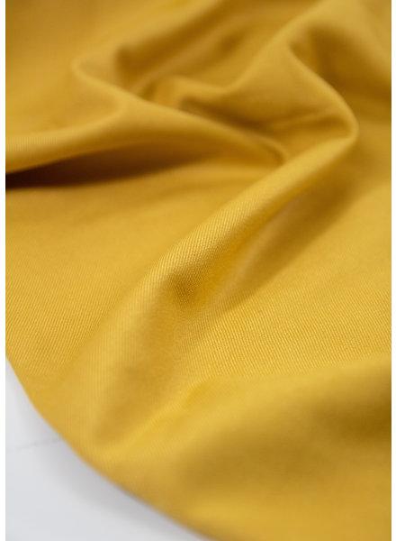 Fibremood Onah mosterd soepelvallende warme stof - geen kreuk - bamboo