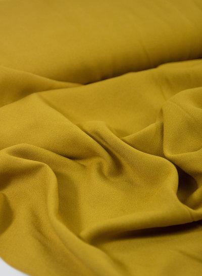 Fibremood Vikki - golden - viscose crepe